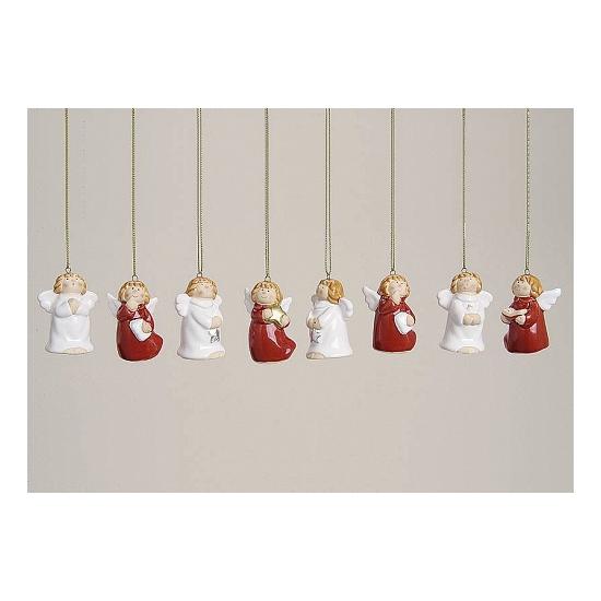 8 stuks engel hangers