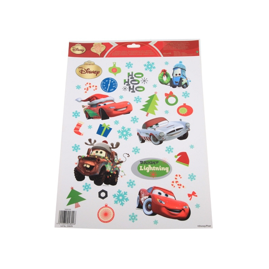 Disney Cars raamstickertjes