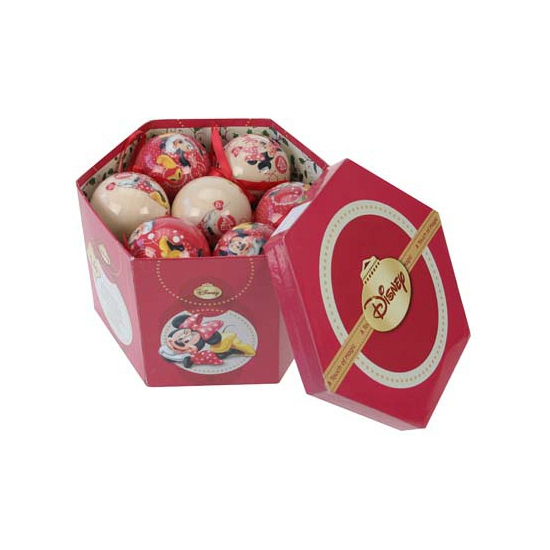 Disney Minnie Mouse kerstboom ballen