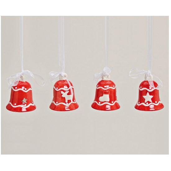 Kerstklokken ornament