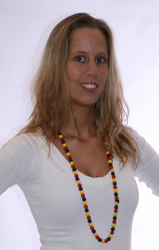 Supporters ketting Roemenie