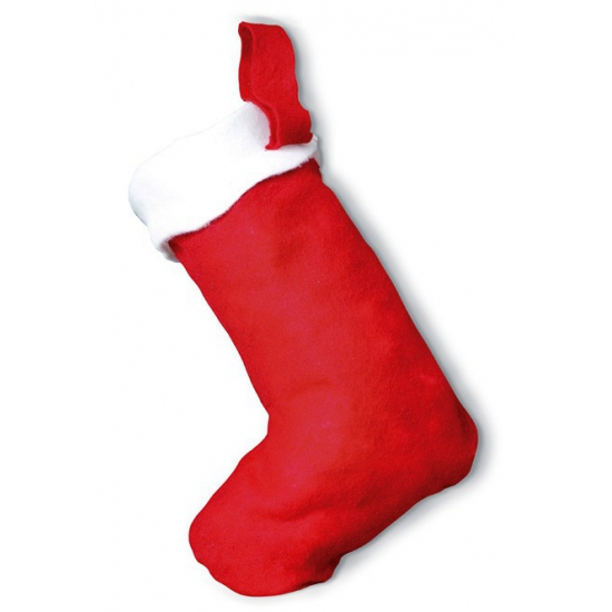 Voordelige kerstsok 36 cm