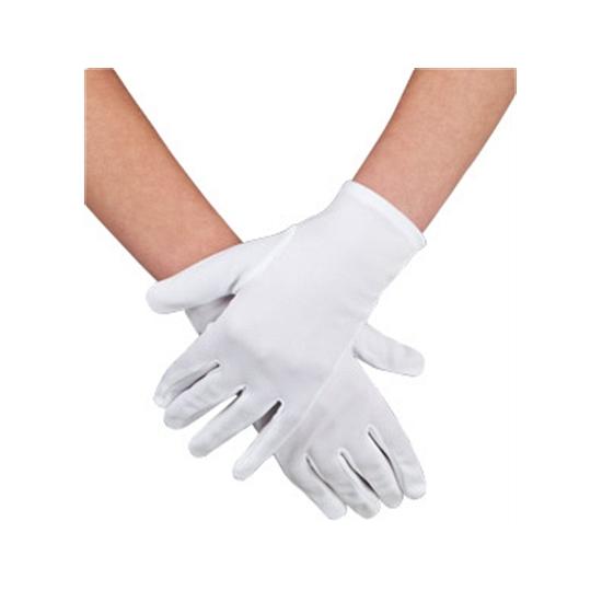 Witte handschoenen Sinterklaas
