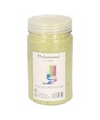 Decoratie korrelzand lime 500 gram
