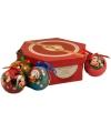 Disney kerstballen 7 stuks