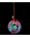 Disney minnie mouse kerstbal met licht