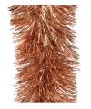 Glans folie slinger koper 270 cm
