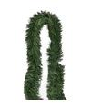 Groene kerstslinger 5 m