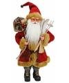 Kerst decoratie kerstman 46 cm