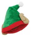 Kerstmuts elf met oren voor volwassenen