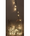 Kerstverlichting 180 lampjes wit buiten