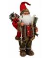 Kerstversiering kerstman 61 cm