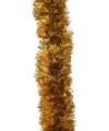 Luxe folie slinger goud 200 cm