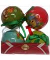Winnie de poeh kerstballen 4 stuks