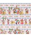 Disney minnie mouse kerst inpakpapier 1 rol 70 x 200 cm