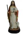 Jezus de herder beeldje 20 cm