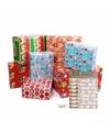 Kerst inpakpapier set l