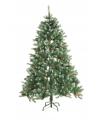Spruce dennenappel kunst kerstboom