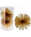 Kerstboom decoratie kerstbol classic gold 11 cm