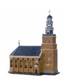 Kerstdorp hindeloopen kerk