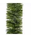 Kerstslinger guirlande groen 270 cm