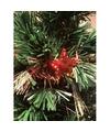 Kunst kerstboom met versiering 60 cm
