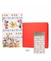 Mickey mouse kerstpapier pakket