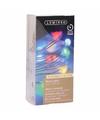 Micro kerstverlichting gekleurd 20 lampjes