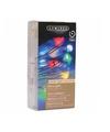 Micro kerstverlichting gekleurd 40 lampjes