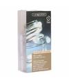 Micro kerstverlichting koel wit 40 lampjes