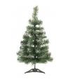 Kleine kunst kerstboom 60 cm