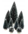 Kerstbomen decoratie