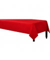 tafellaken rood 140 x 240 cm