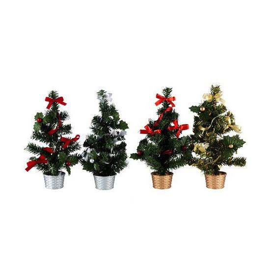 Kantoor Kerstboom Zilver Bij Kerst Artikelen Nl